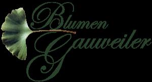 Blumen Gauweiler Logo
